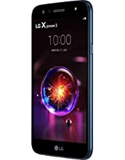 LG Electronics LG X Power 3 Smartphone 32 GB (13, 97 cm (5, Zoll) IPS-LCD-Display, 3D Surround SOUND mit DTS: X, Android 8.1), Morocan Blue