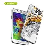 Samsung S5 Case, Galaxy S5 Case, Viwell Design