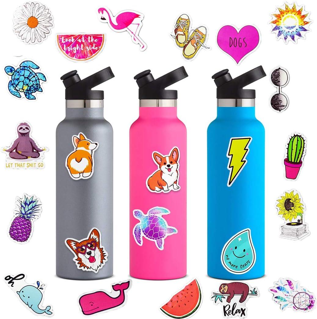 Water Bottle Stickers, Vsco for Hydro Flask Stickers - Laptop Stickers - Laptop Stickers, Stickers for Hydro Flask 49 Pcs