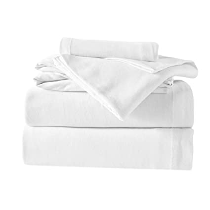 Amazing Swiss Republic 300 TC Cotton Sheet Set Twin, Jersey Bed Sheet Set,  Luxurious,