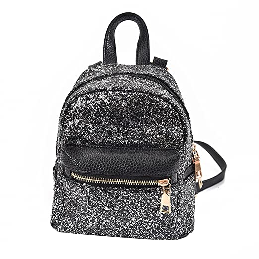 Fashion Backpack AfterSo School Teens Girls Small Satchels Purse with Pom  Pom (One size e58bf06681ab2