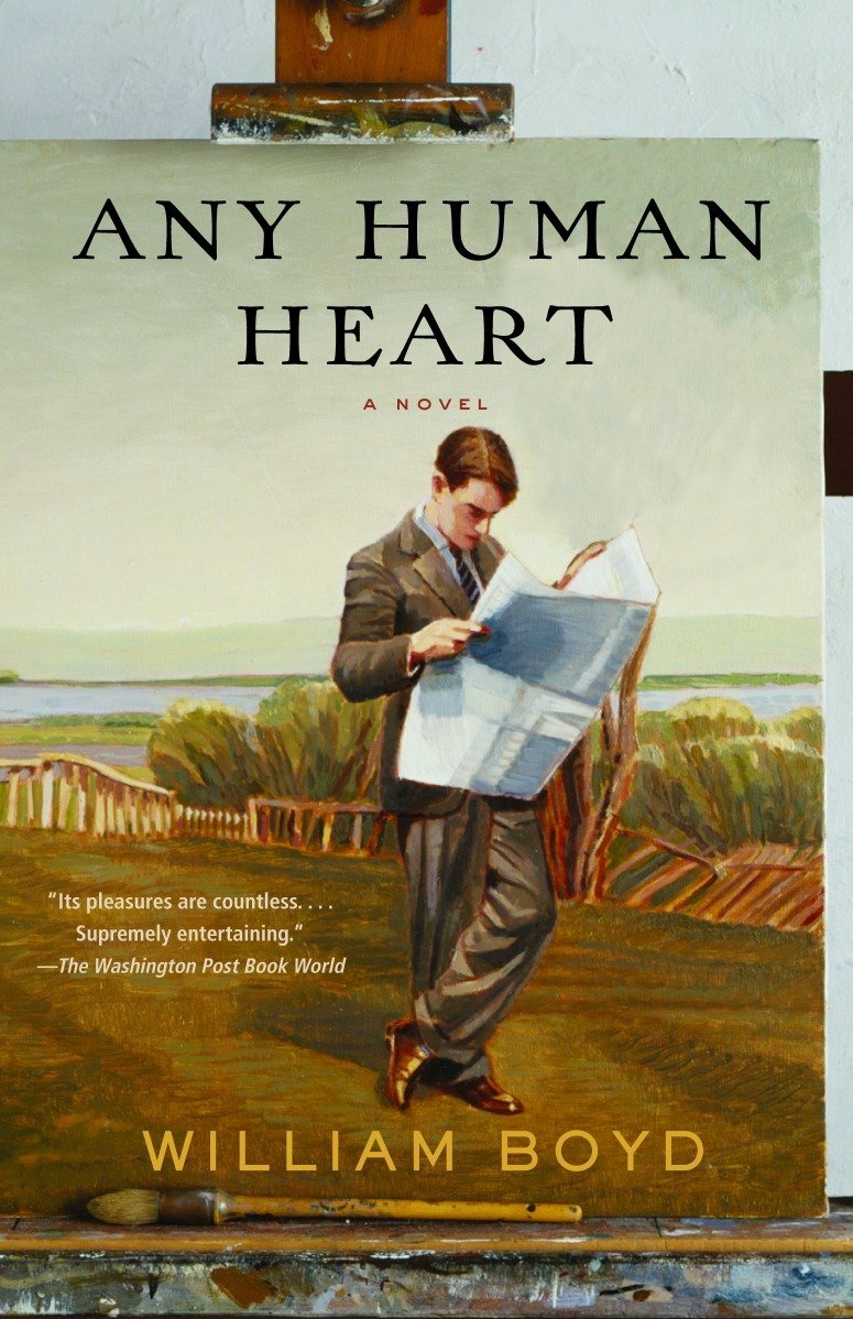 any human heart book review