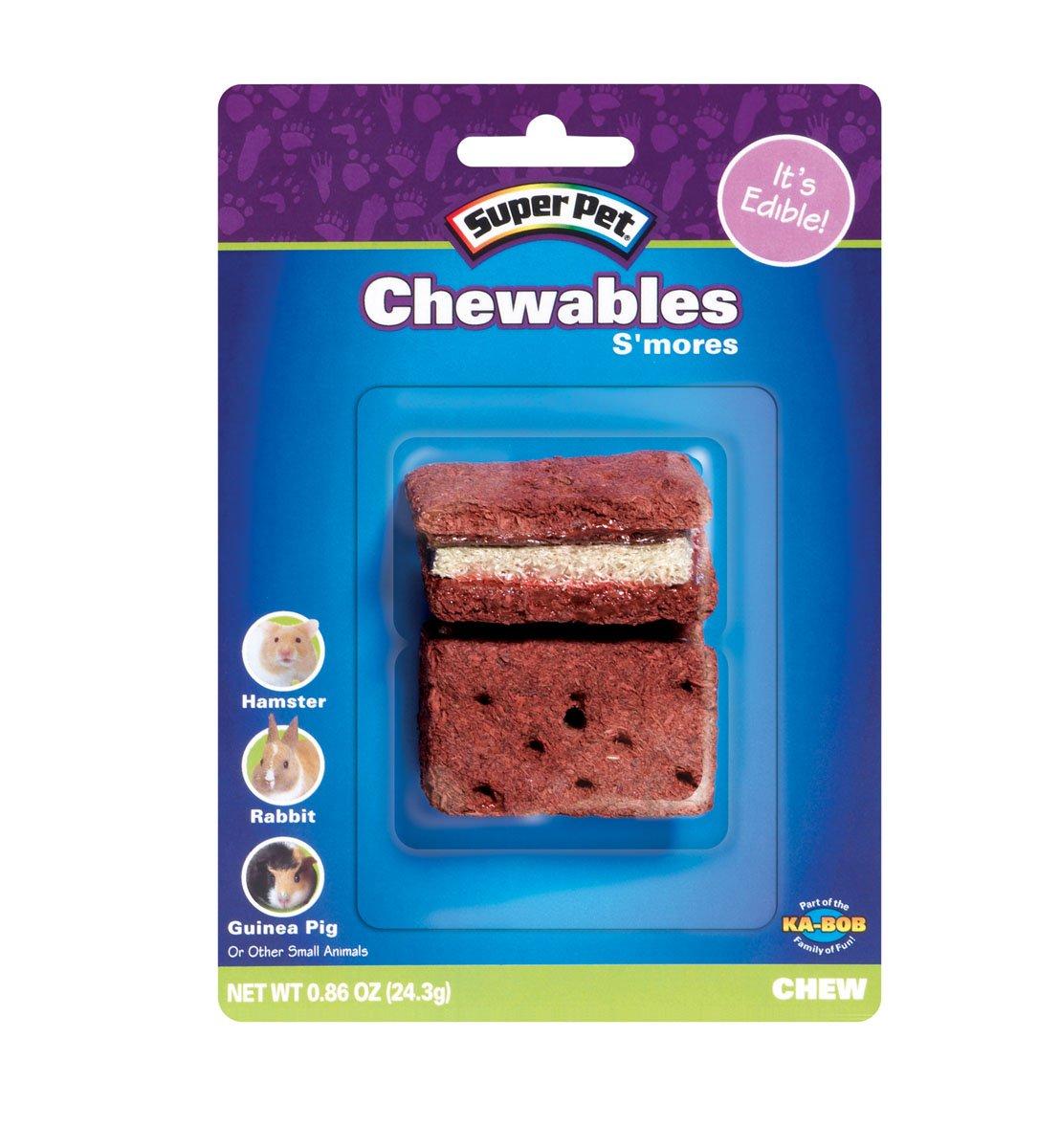 Super Pet Chewables S'Mores, 2-Pack