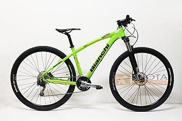 Mountain Bike 29 Blancos Kuma 29.1 Deore/Alivio 3 x 9 Verde ácido, Negro/CK Mate, Hombre, Verde Acido, Nero/CK Opaco: Amazon.es: Deportes y aire libre
