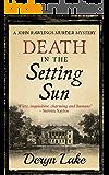 Death in the Setting Sun (John Rawlings Murder Mystery Book 10)