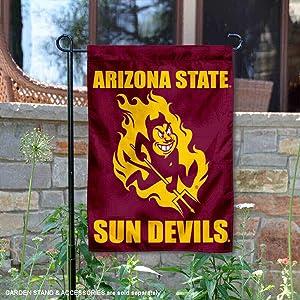 Arizona State University Garden Flag and Yard Banner