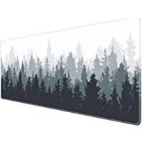 UCMDA Gaming Mouse Pad - XXL Extended Large Mouse Mat Pad Waterproof Keyboard Mat with Non-Slip Base, Stitched Edges…