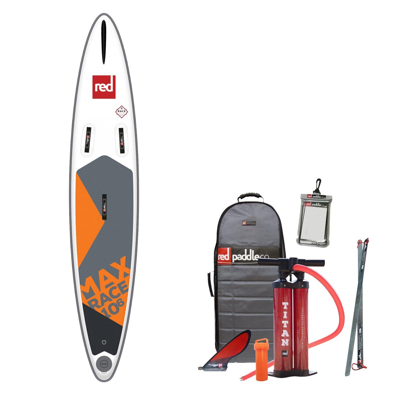 red paddle(レッドパドル) SUP SUP 2018 Max Race 10'6x 26