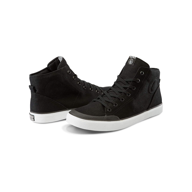 Volcom Mens Fi Hi Top Vulcanized Shoe Skate