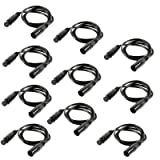 mountain ark 10 Pack 3-Pin Signal XLR Connection