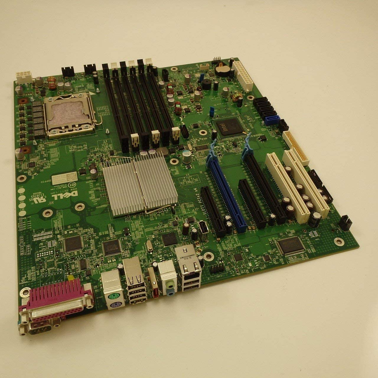 DELL XPDFK Precision Workstation T3500 Motherboard; Supported Processors: Intel Xeon 6-Core (X5670, X5650), Intel Xeon Quad Core (W3550, W3565, W3530, E5640, E5630, E5507) (Renewed)