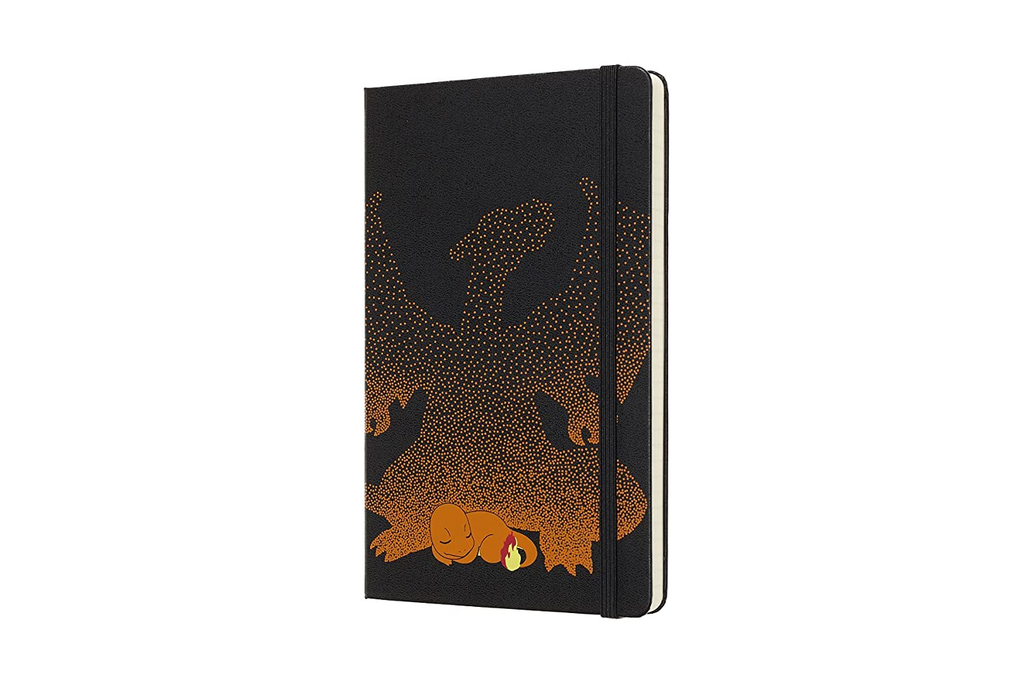 Hard Cover 5 x 8.25 Large Ruled//Lined Moleskine Limited Edition Pok/émon Notebook