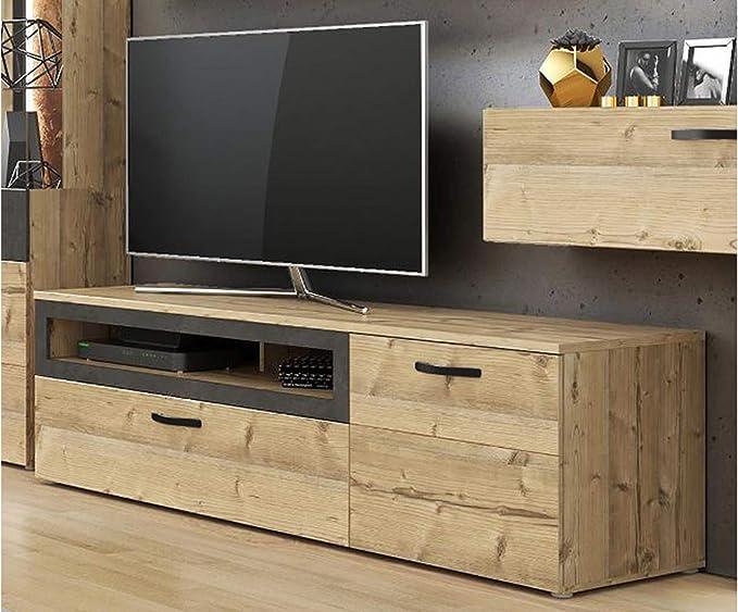 möbelando Kendra I - Mueble para televisor: Amazon.es: Juguetes y ...