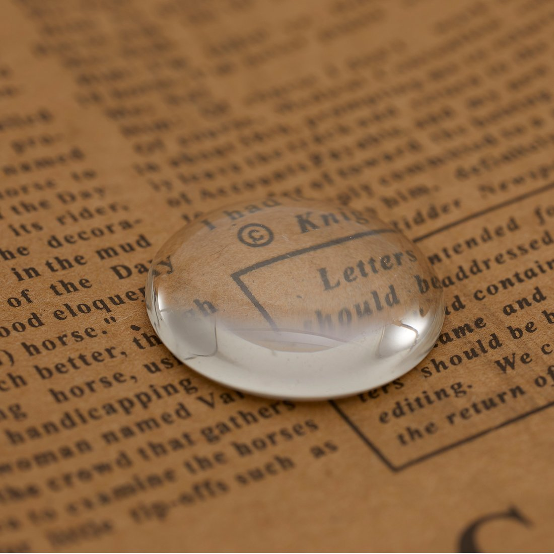 Photo Jewelry Clear Glass Dome Tile Cabochon 50pcs 0.55 inch//14mm Non-calibrated Round for Cameo Pendants Rings Necklaces