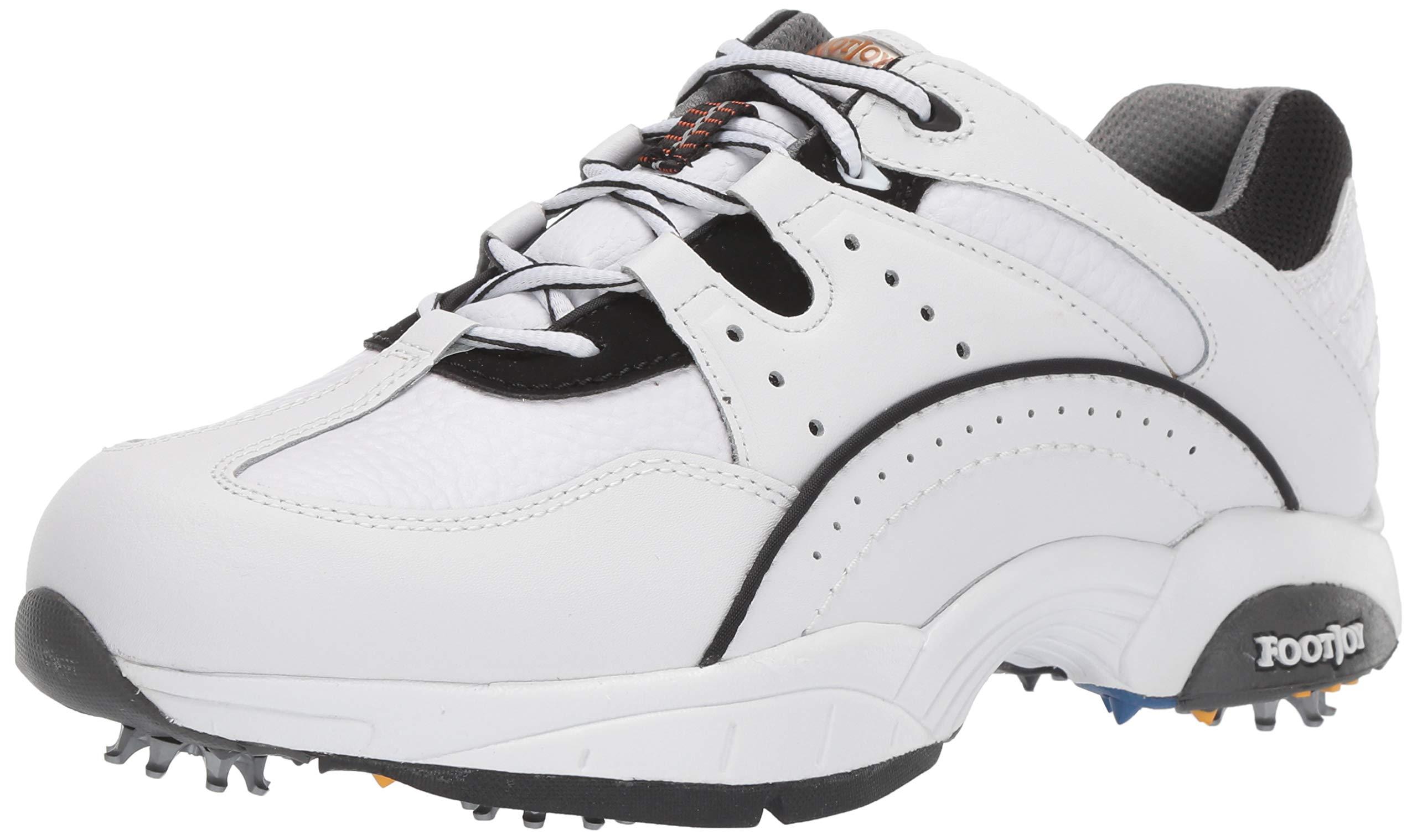 FootJoy Men's Sneaker Golf Shoes White 10.5 W US by FootJoy