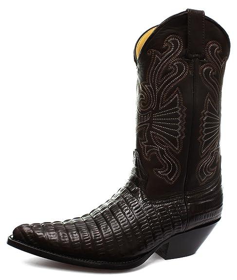 rivenditore di vendita 285b8 62a14 Grinders, Stivali da cowboy uomo: Amazon.it: Scarpe e borse
