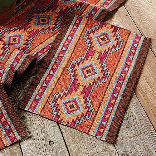 Mojave Sun Southwestern Placemat - Rustic Kitchen Decor