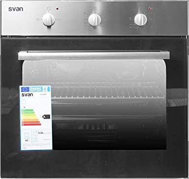 Svan horno independiente svh-094 x svh094x: Amazon.es: Grandes ...