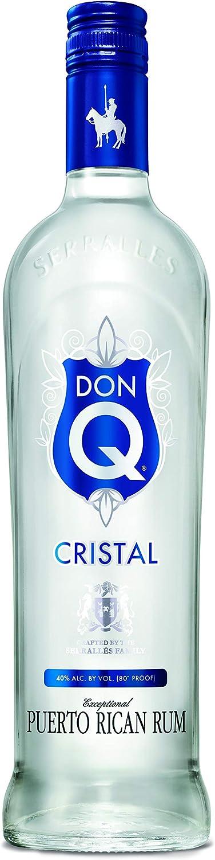 Don Q Don Q Cristal 40º - 700 ml: Amazon.es: Alimentación y ...