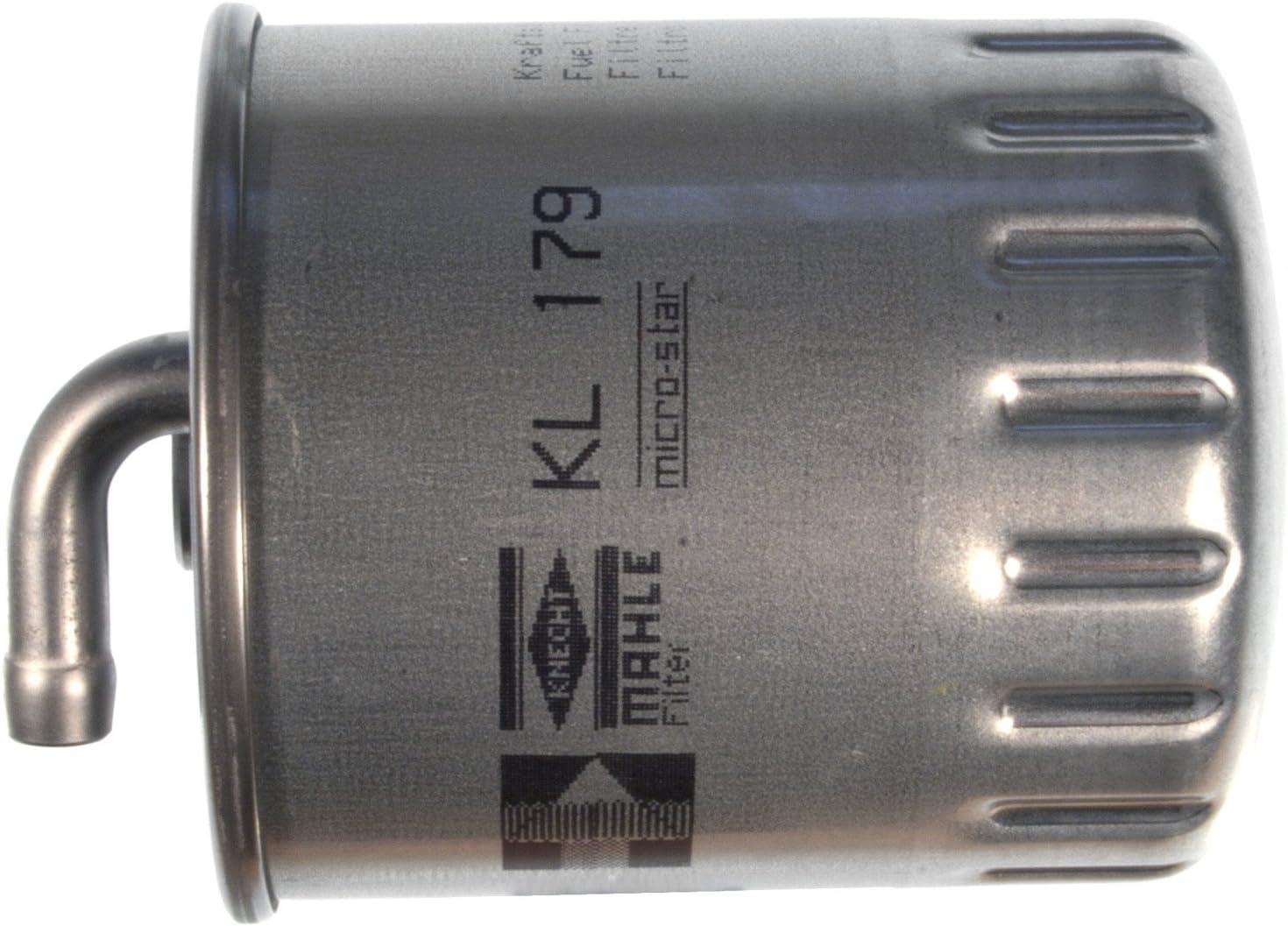 Knecht KL 179 Filtres