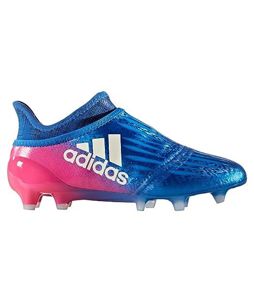best choice on feet shots of the best adidas X 16+ Purechaos FG, Chaussures de Football Mixte ...