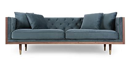 Terrific Amazon Com Kardiel Woodrow Neo Classic Midcentury Modern Ibusinesslaw Wood Chair Design Ideas Ibusinesslaworg