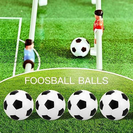 Explopur 4 Piezas / 10 Piezas Juegos de fútbol de Mesa Juegos de ...