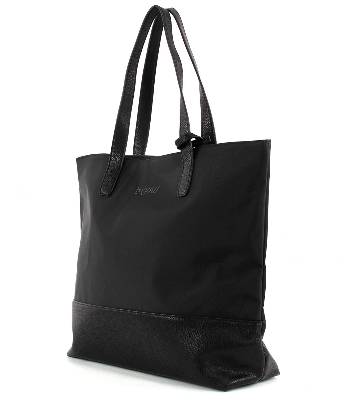 bugatti Cosmos Shopper Schwarz: Amazon.de: Schuhe & Handtaschen