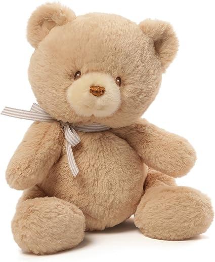 """Baby GUND Oh So Soft Teddy Bear Stuffed Animal Plush 12/"""" Cream"""