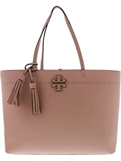 fed43d9d6553 Amazon.com  Tory Burch McGraw Ladies Medium Slouchy Leather Tote ...