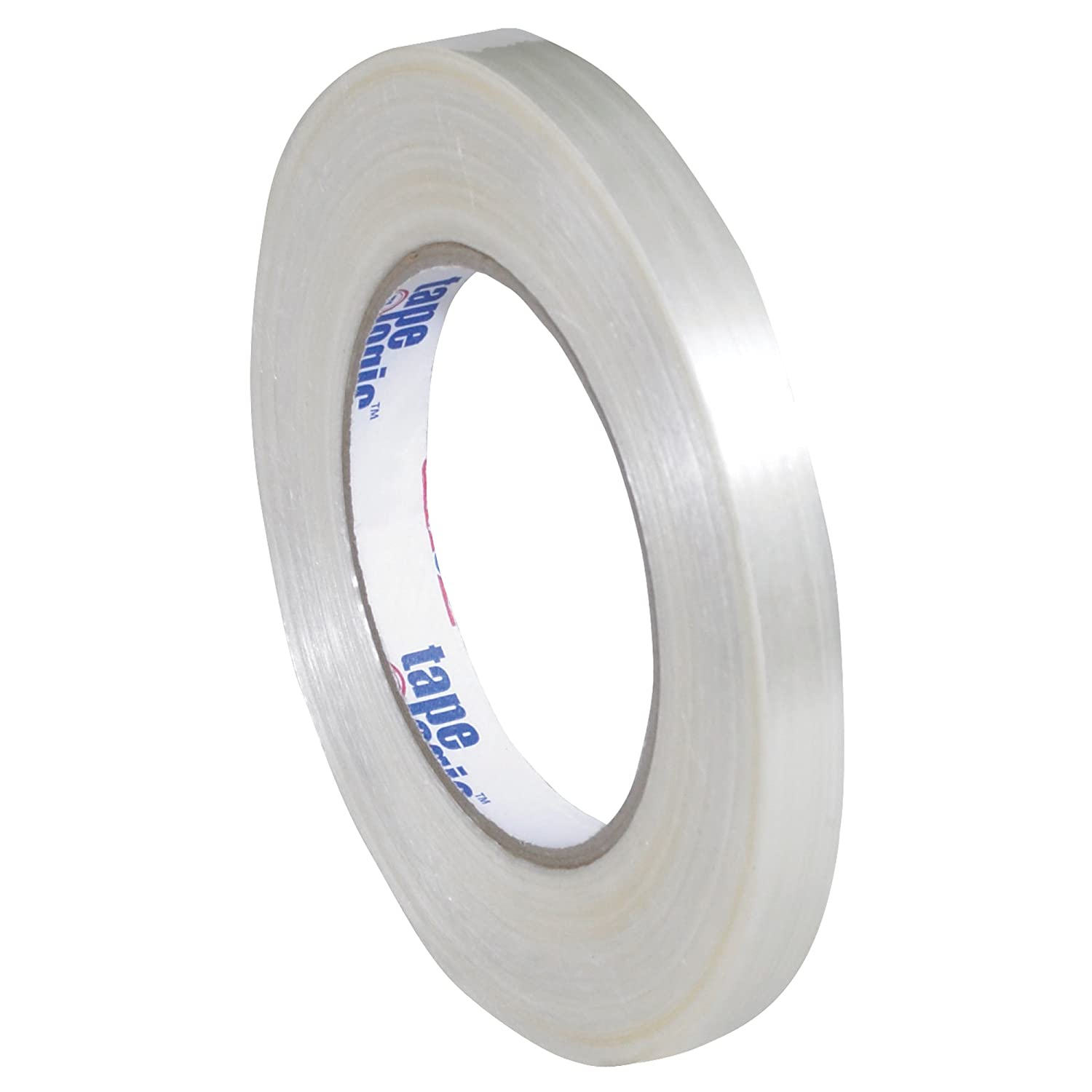 Clear Tape Logic 1500 Strapping Tape 12//Case 3//4 x 60 yds