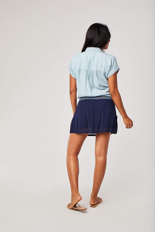 CARVE Womens Rose Skirt