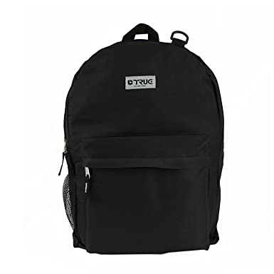 56483fa18bb1 Image Unavailable. Image not available for. Color  Black 17 quot  Kids  Classic Wholesale Backpack - Bulk Case of 24 Bookbags
