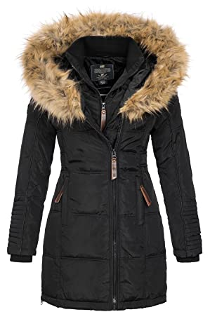 Geographical Fellkapuze Jacke Xl Belissima Winterparka Damen Norway UYErU