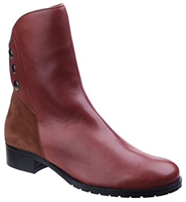 94045ca48ef8a Riva Buttons Womens Ankle Boots: Amazon.co.uk: Shoes & Bags