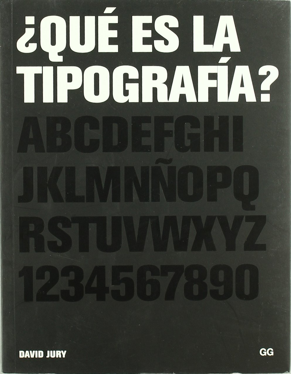 Read Online Que Es La Tipografia?/ What's Typography? (Spanish Edition) ebook
