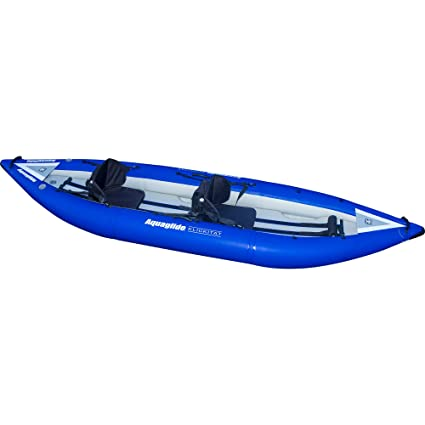 Amazon.com: klickitat Dos HB Inflatable kayak: Sports & Outdoors