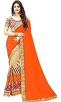 Shiroya Brothers Women's Party Wear offer Design Sarees ( New Collection_Saree_Sari_/Sadi)