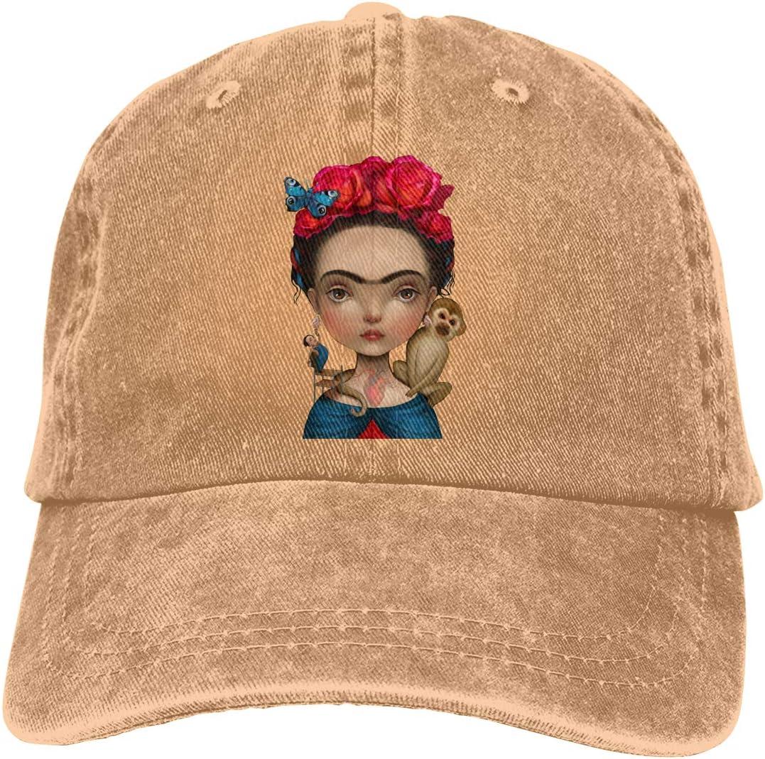 Fsnojf.fdsgd Womans Men Frida Kahlo Starry Sky Headgear Navy