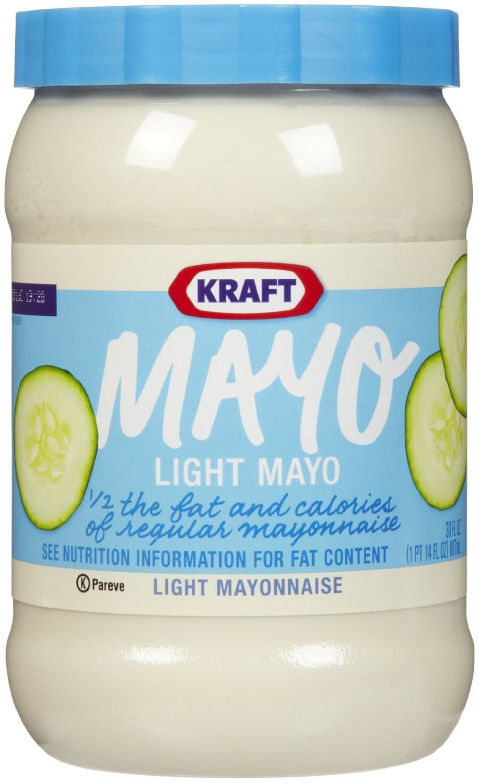 Com Kraft Light Mayonnaise 30 Oz Grocery Gourmet Food