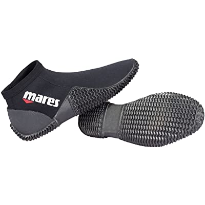 Amazon.com : Mares Neoprene 2mm Scuba Snorkeling Dive Boots with Anti-Slip Rubber Sole for Water Sports Booties : Sports & Outdoors