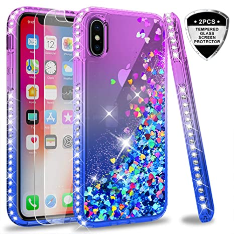 coque iphone x antichoc fille
