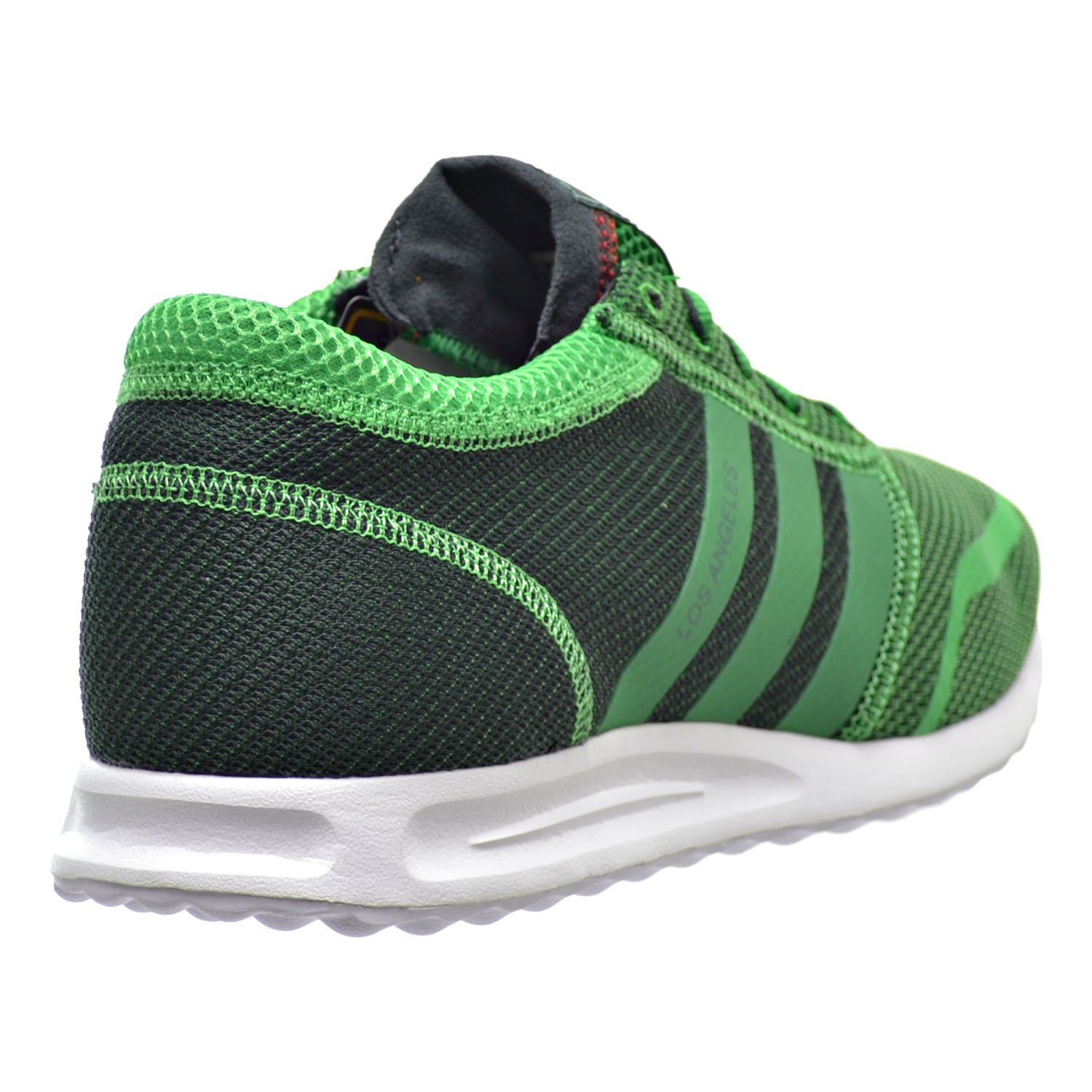 Amazon.com | Adidas Los Angeles Men's Shoes Green/Green/Carbon af4232 |  Running
