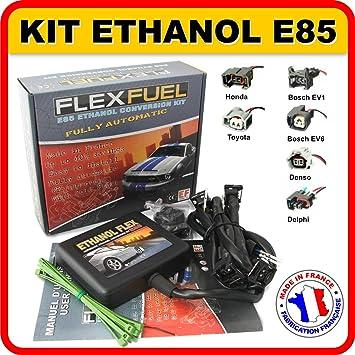 kit ethanol flexfuel