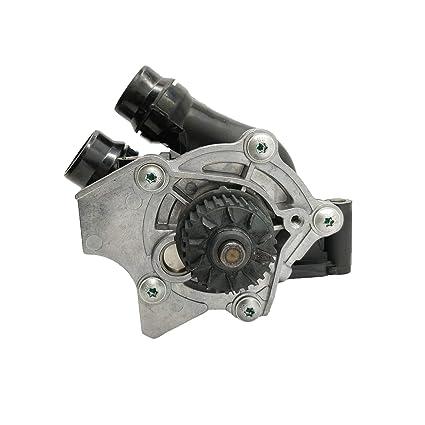 OKAY MOTOR Water Pump Assembly for Audi TT A3 A4 Q5 VW Jetta GTI Passat CC