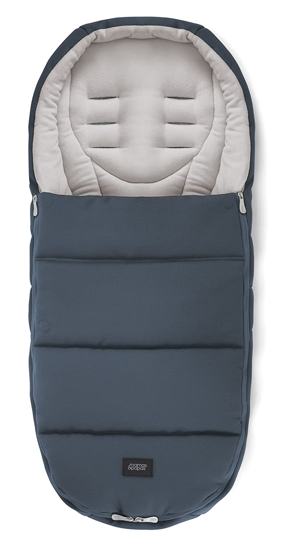 Saco de dormir Mamas & Papas para cochecito de bebé , ideal para climas frí os, color océ ano profundo ideal para climas fríos color océano profundo 1277X5600