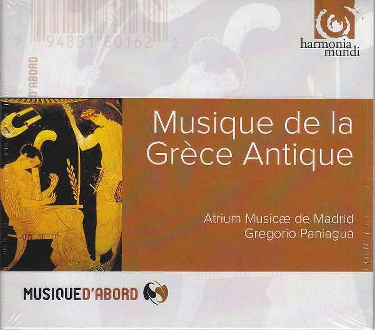 Musique de la Grece Antique Music Greek Max Sales results No. 1 68% OFF Ancient