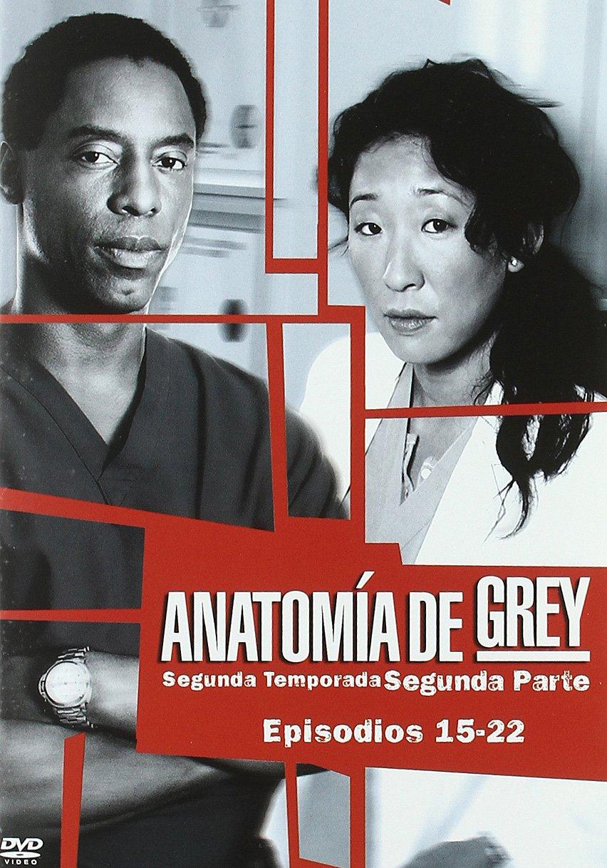 Anatomía de Grey 2ª temporada (Parte 2) [DVD]: Amazon.es: Sandra Oh ...