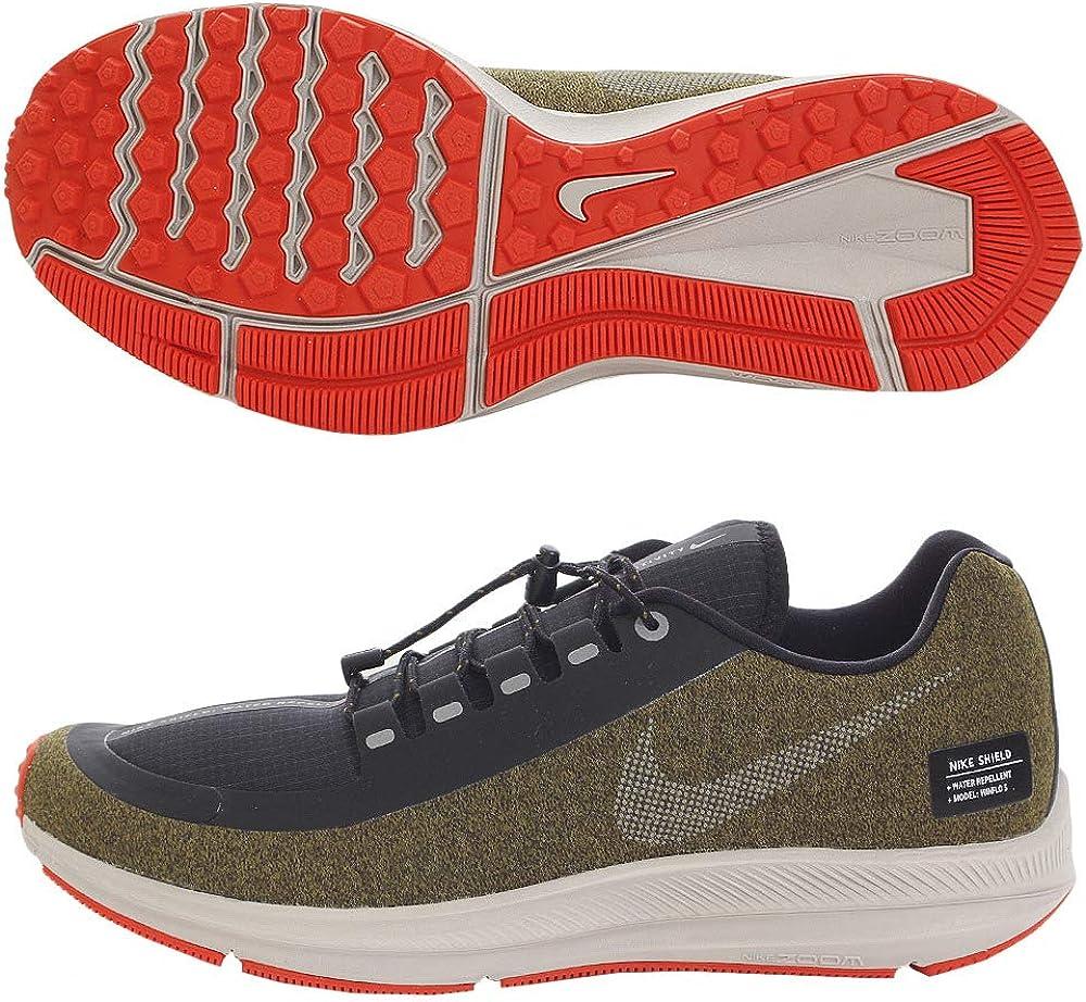 Nike Zoom Winflo 5 Run Shield A01572 Sneakers de Hombre - 41, VERDE: Amazon.es: Zapatos y complementos