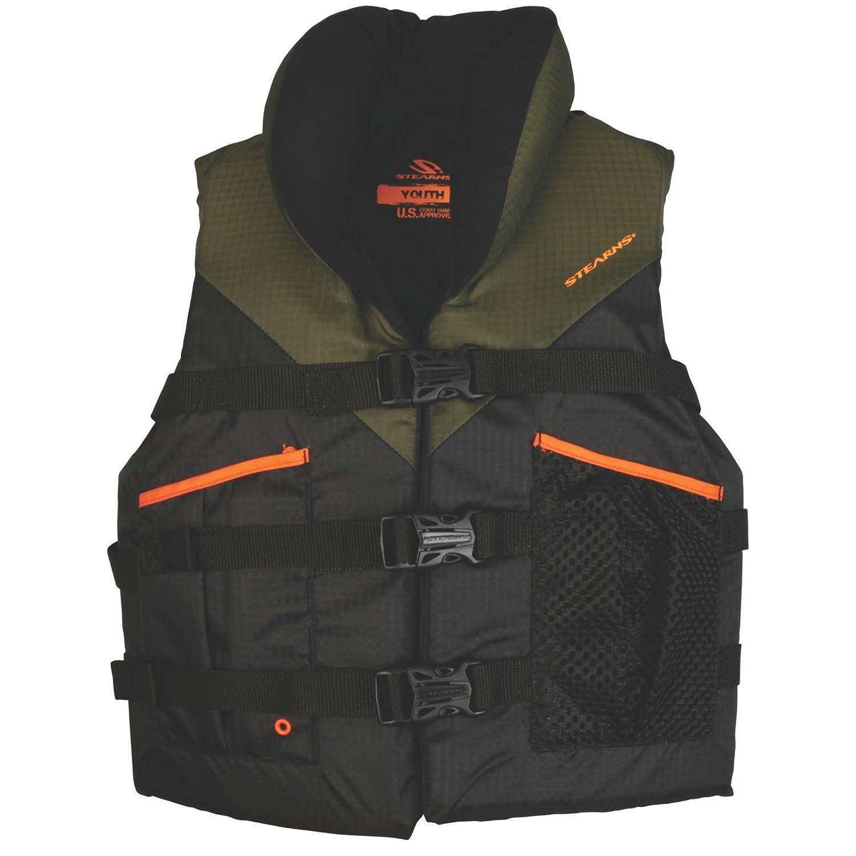 今季ブランド Stearns High B00EVIQ99I Performance Stearns Youth Performance Life Vest by Stearns B00EVIQ99I, 平岡商店:5dc70590 --- a0267596.xsph.ru